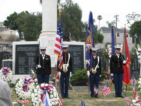 Memorial Day Services Set for Evergreen Cemetery