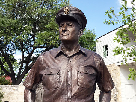 ニミッツの故郷、日米戦禍と絆の象徴に:フレデリックスバーグ(テキサス)②