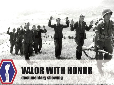'Valor with Honor' Screening at JAMsj