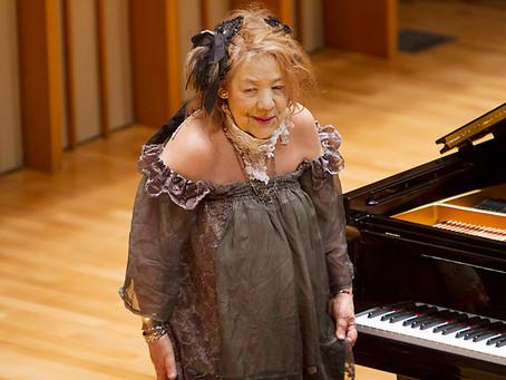 Pianist Fuzjko Hemming Returns to Disney Concert Hall in Support of Fukushima Children
