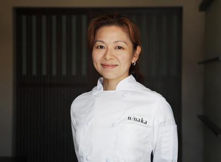 Niki Nakayama (Photo by Zen)