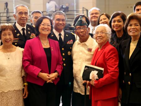 Hirono Blasts Trump for Ending Filipino WWII Veteran Parole Program