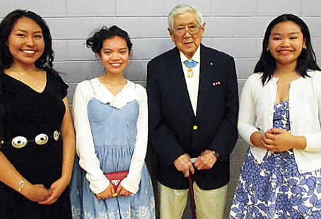 2019 Hiroshi Miyamura Scholarships Awarded