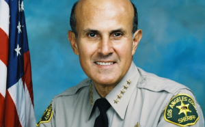 Lee Baca resigned as sheriff in 2014.