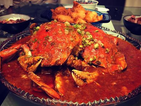 How to Make Singaporean Chili Crab