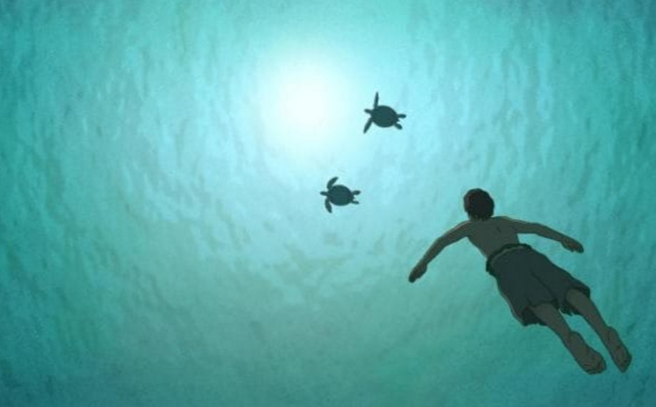 """""""The Red Turtle"""""""