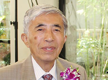 日本語学園協同システム新学園長に就任した:村方清さん