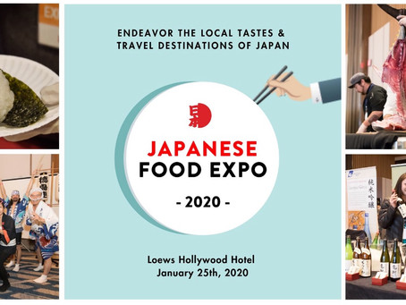Japanese Food Expo This Saturday in Hollywood