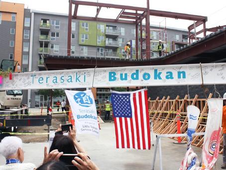 Terasaki Budokan Reaches Milestone