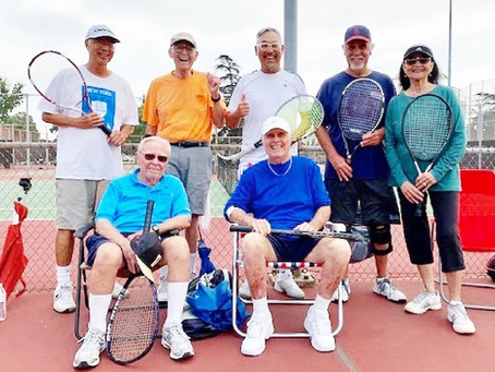 RAMBLINGS FROM THE SON OF A PAPER SON: The Live Oak Park Tennis Crew