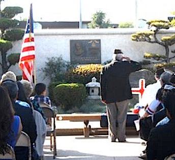 Memorial Day Observance at SFVJACC