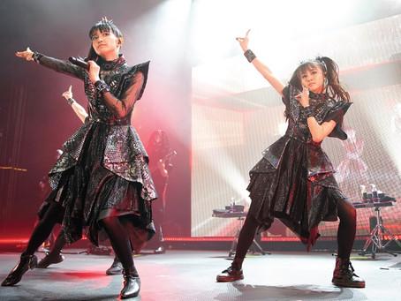 Japan's Babymetal Tops Billboard Chart