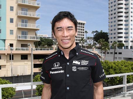 佐藤琢磨、順調な仕上がり:4年ぶり優勝へ全力疾走