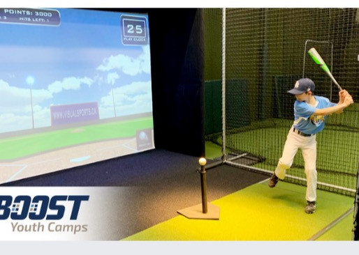 Did you hear? We have a New Youth Skills Baseball Clinic starting in November.