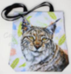 Sac fourre-tout lynx Laurent