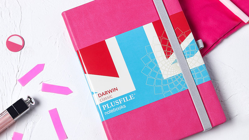 Darwin Hard Notebook