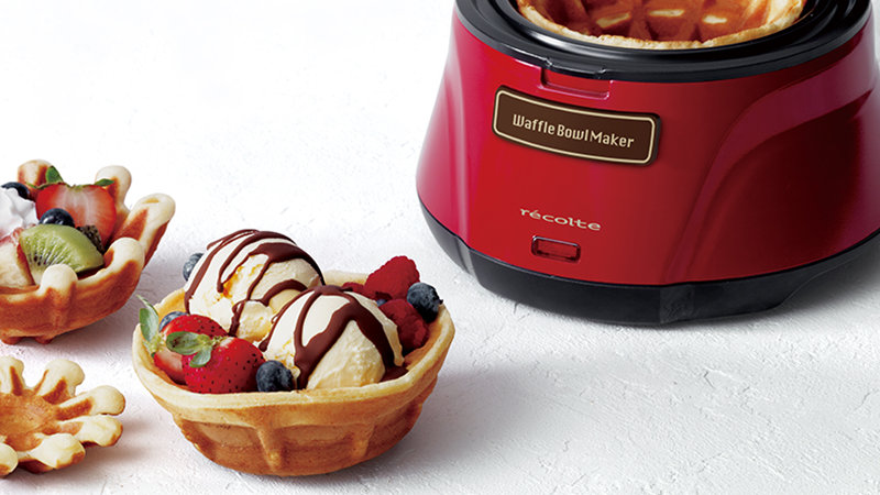 Recolte  Waffle Bowl Maker