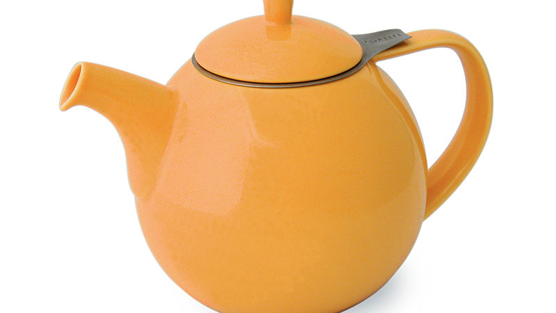Forlife Curve Teapot with Infuser 24 oz.