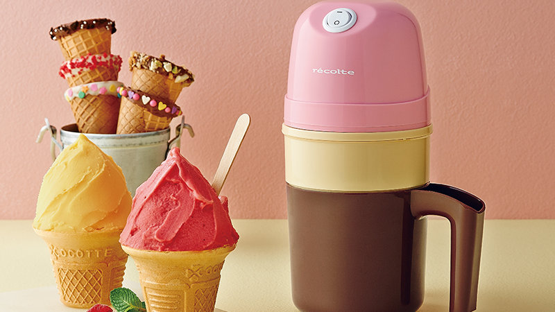 Recolte  Ice Cream Maker