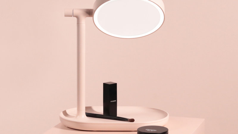 MUID SPIN MAKEUP MIRROR