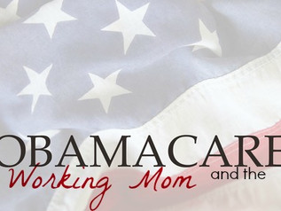 Obama Propping Moms to Prop Up #Obamacare
