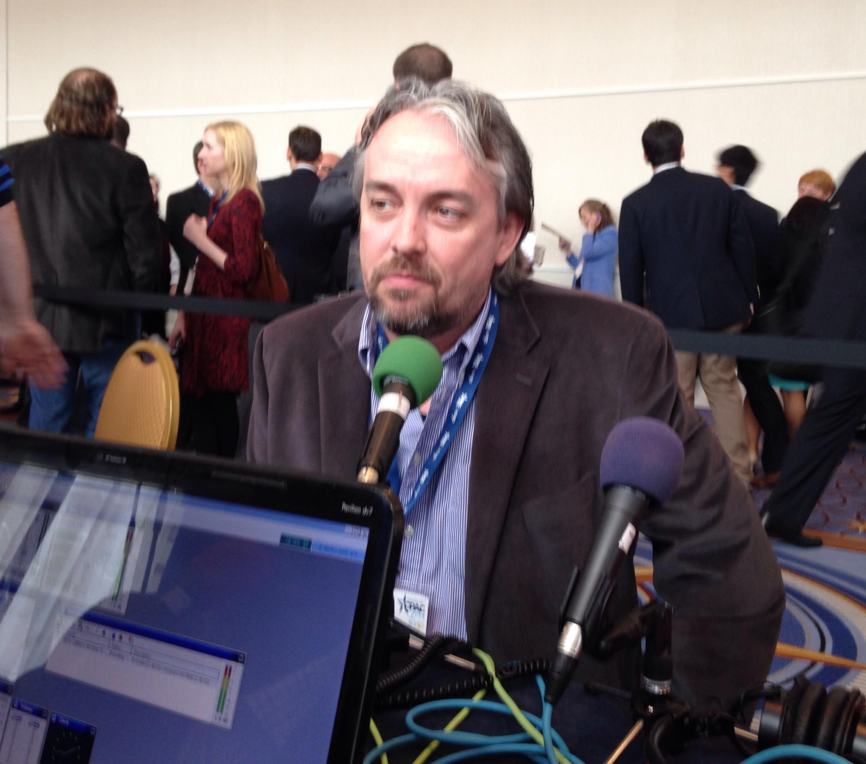 FTR Radio's Thomas LaDuke