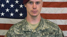 Prisoner of War Sgt. Bowe Bergdahl Released By Taliban in Exchange for Five Gitmo Prisoners