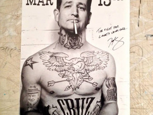 It's On!  The Right Enters the Culture War Starring Ted Cruz as America's Bad Ass