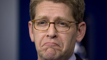 Jay Carney Announces his Resignation as Whitehouse Press Secretary