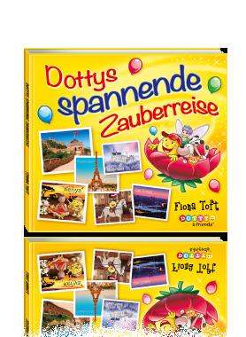 Dottys spannende Zauberreise kinderbuch