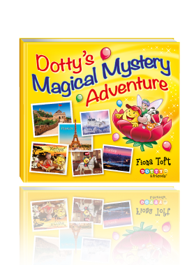 Dotty's Magical Mystery Adventure Children's Book