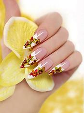 Дизайн ногтей, наращивание ногтей в Новороссийске