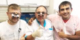 курс рами балабновского в израиле, курсы в idc, обучение стоматологов за границей, Ids, курсы для стоматологов