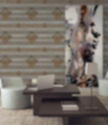 итальянские обои в кемерово, интерьерное панно купить в кемерово