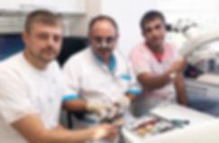 rami balabanovsky, рами балабановский, курсы по ортопедии, учебный центр IDC, IDS, медикал консалтинг, обучение стоматологов за границей