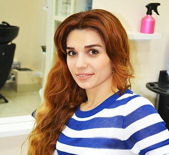 парикмахер салона Мия в Новороссийске