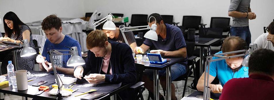 карвинг и морфология практические курсы для зубного техника Алека Аронина учебный центр IDC