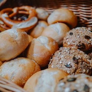 Backwaren von der Bäckerei Buck aus Langenau