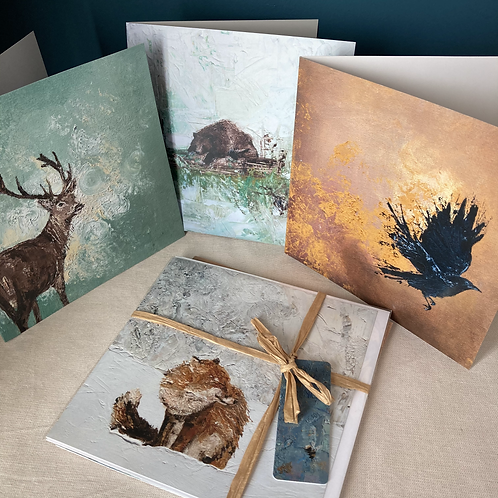 Greeting Cards - Fox Pack