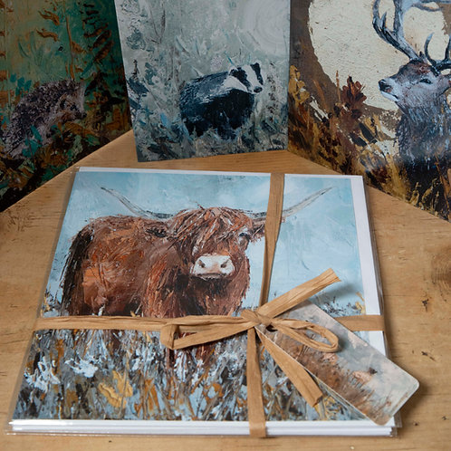 Greeting Cards - Caledonia Pack