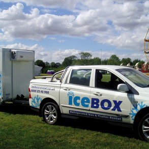 Fridge Trailer Hire For Your Event