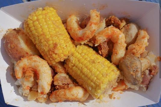 Vegan Shrimp Basket