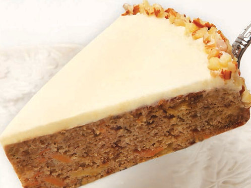 HOMESTYLE CARROT CAKE