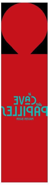 Logo La Cave des Papilles 2-Maison Buon