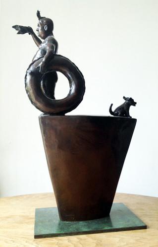 Last of England (bronze)
