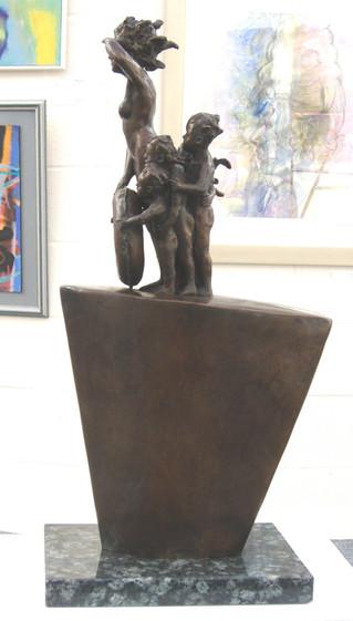 Mothership (bronze)