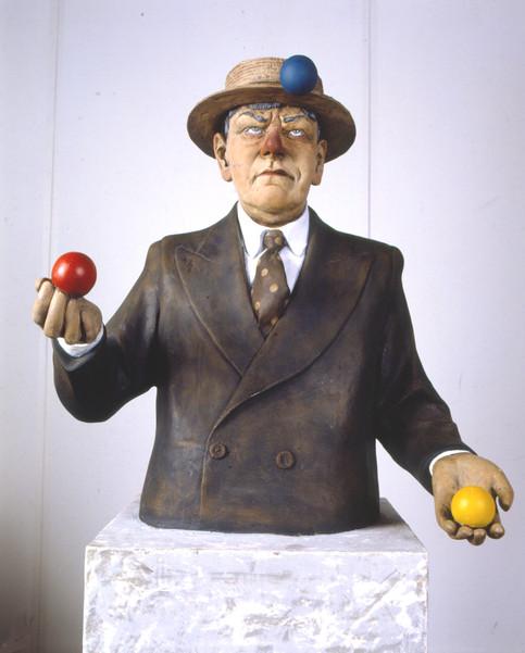 Balls (fibreglass / wood)