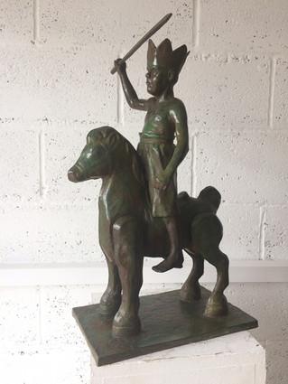 Warrior (bronze)