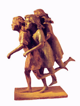 Runaway (bronze)