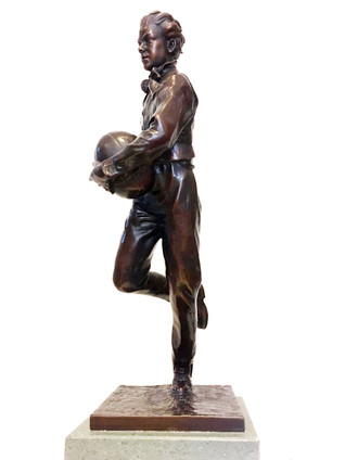 William Webb Ellis (bronze)